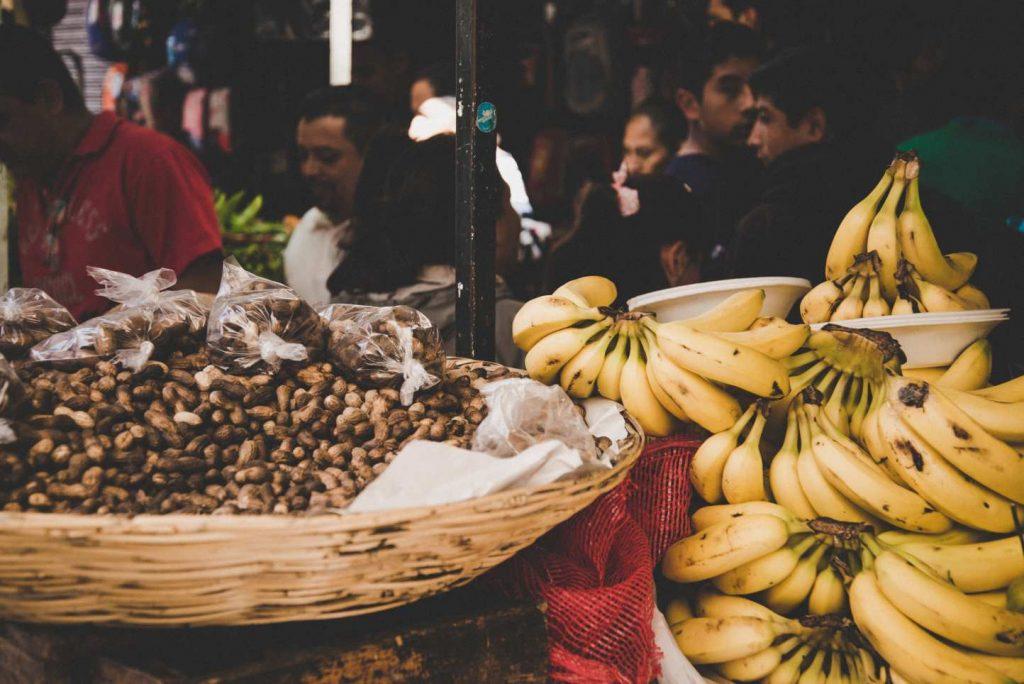 Food market Oaxaca