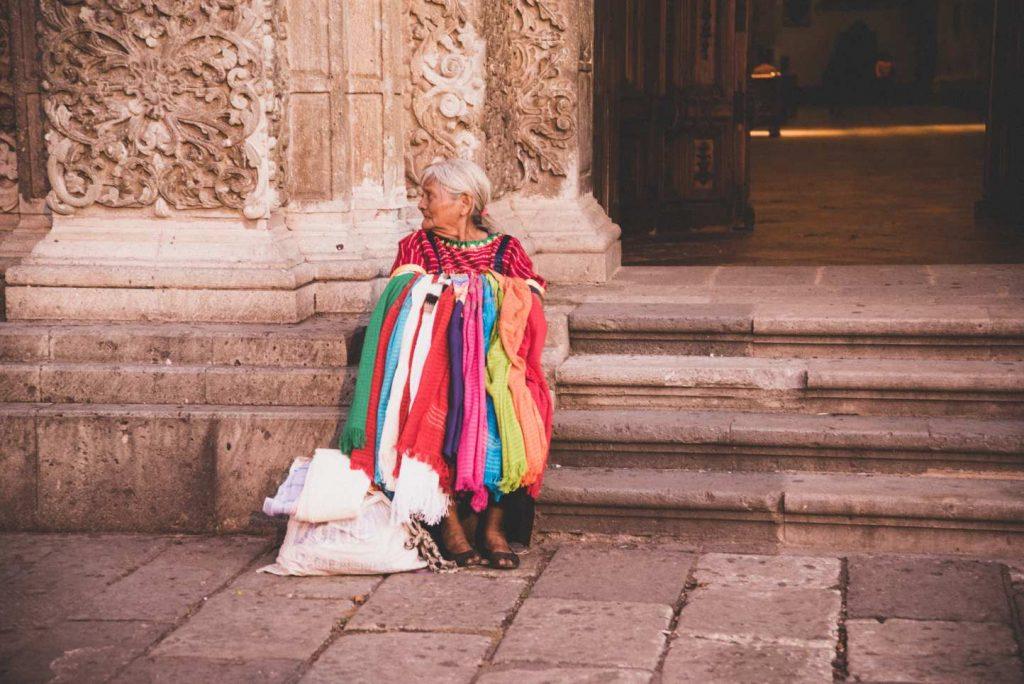Selling handmade scarfs