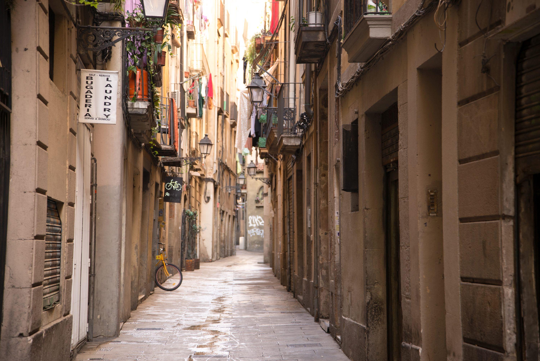 Barcelona, Ghotic quarter